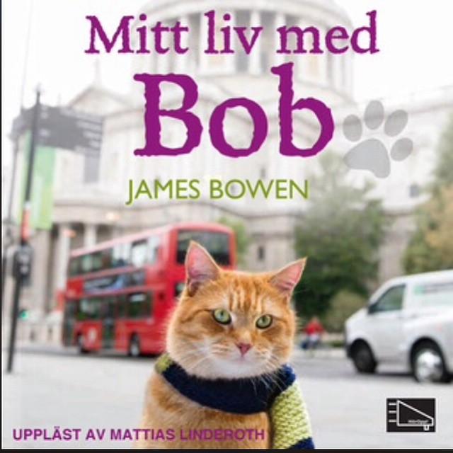 Bok Mitt liv med Bob
