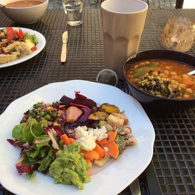 Lunch Kafe Agnez