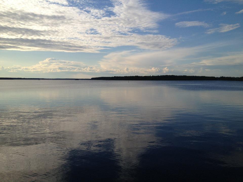 Avkoppling vid vattnet, Norra hamnen